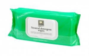 Neutral Deter Wipes-pck50